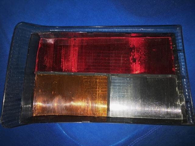 Project , XJ40 rear light refurbishment - www jec org uk