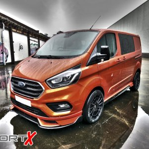 New Ford Transit Custom Premier Sport X